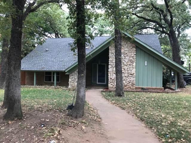 201 Mill Creek Drive, Arlington, TX 76010 (MLS #14690932) :: Real Estate By Design