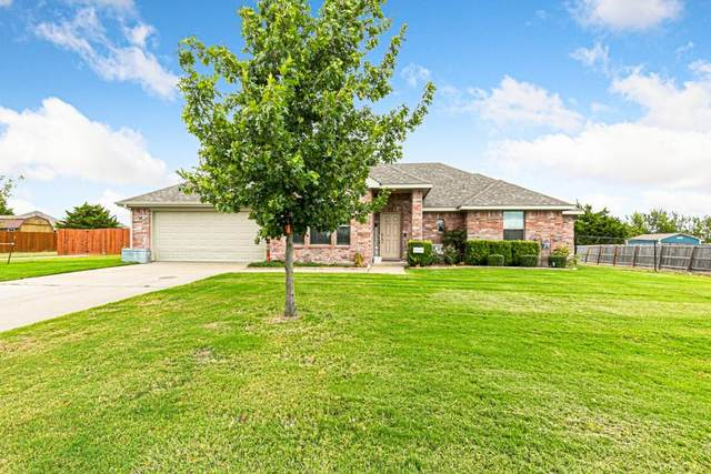 105 Universal Drive, Fate, TX 75189 (MLS #14690947) :: The Chad Smith Team