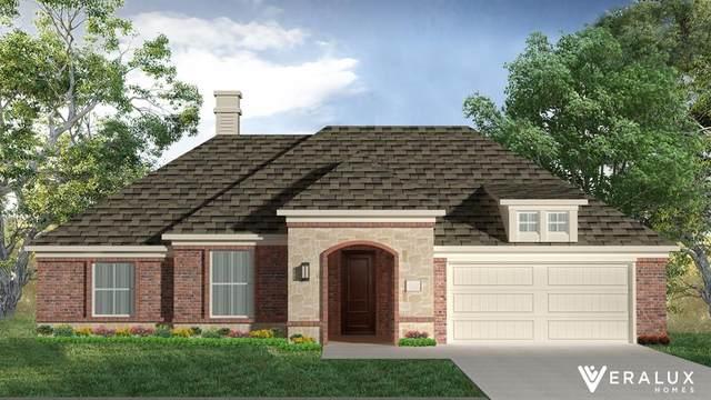 105 Magnolia Drive, Azle, TX 76020 (MLS #14690954) :: The Chad Smith Team