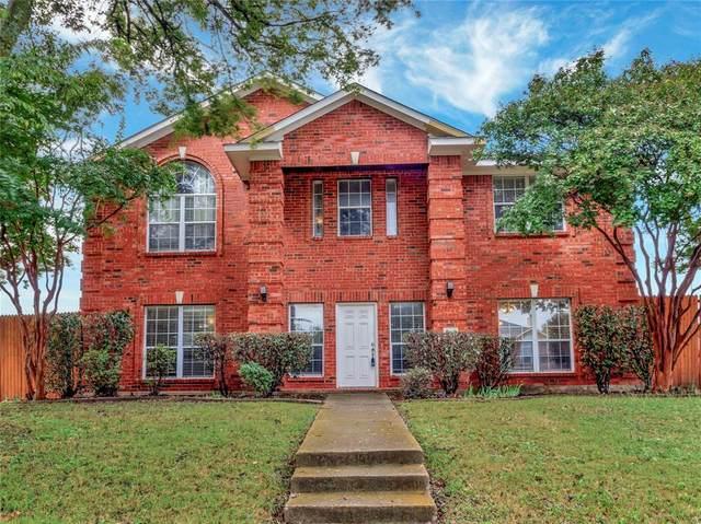 1102 Boyd Drive, Wylie, TX 75098 (MLS #14690955) :: Texas Lifestyles Group at Keller Williams Realty