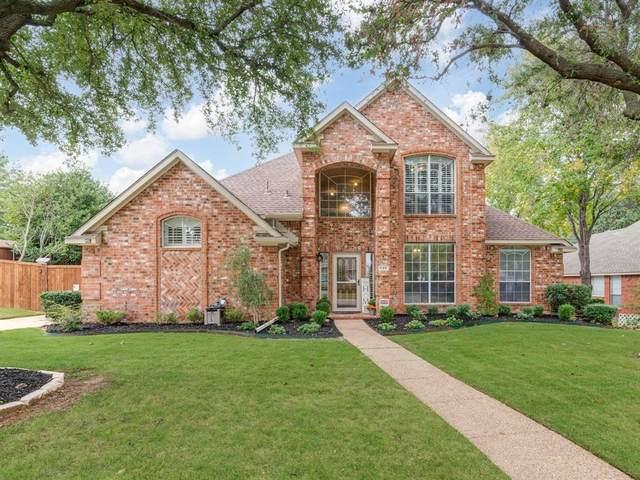 645 Meadowcrest Drive, Highland Village, TX 75077 (MLS #14690958) :: Trinity Premier Properties