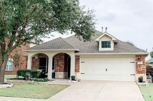 2005 Michelle Creek Drive, Little Elm, TX 75068 (MLS #14690979) :: Trinity Premier Properties