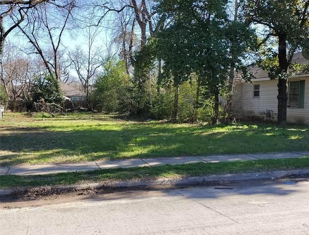 2246 Harding Street, Dallas, TX 75215 (MLS #14690989) :: VIVO Realty