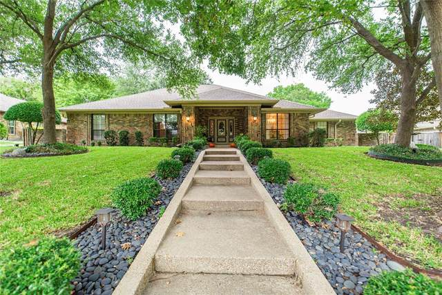 511 Carriage Trail, Rockwall, TX 75087 (MLS #14690993) :: Trinity Premier Properties