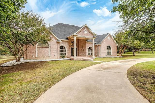 224 Man O War Court, Burleson, TX 76028 (MLS #14691004) :: Front Real Estate Co.