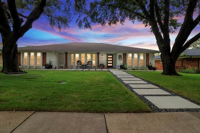 2601 Regal Road, Plano, TX 75075 (MLS #14691005) :: Texas Lifestyles Group at Keller Williams Realty