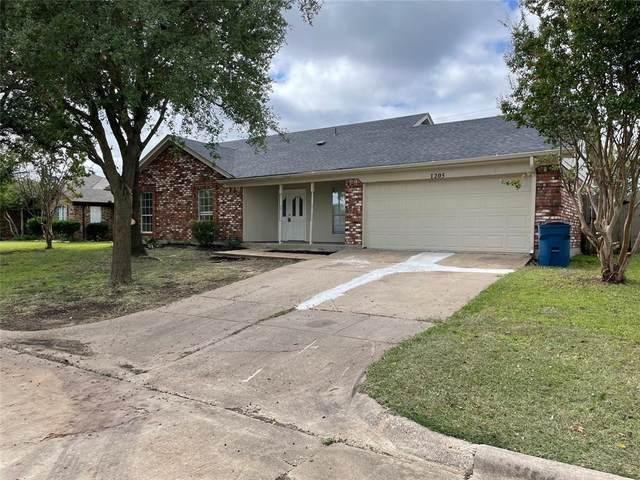 1205 Rene Drive, Alvarado, TX 76009 (MLS #14691008) :: Trinity Premier Properties