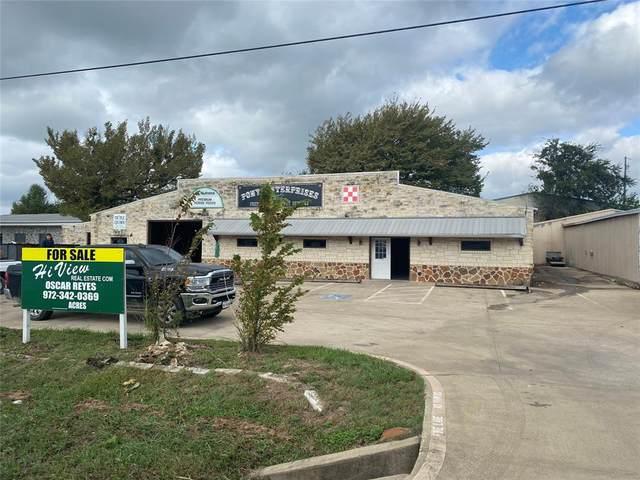 209 S State Highway 342, Red Oak, TX 75154 (MLS #14691011) :: The Krissy Mireles Team