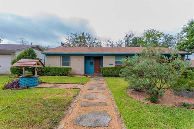 1128 Ashland Drive, Mesquite, TX 75149 (MLS #14691023) :: Front Real Estate Co.
