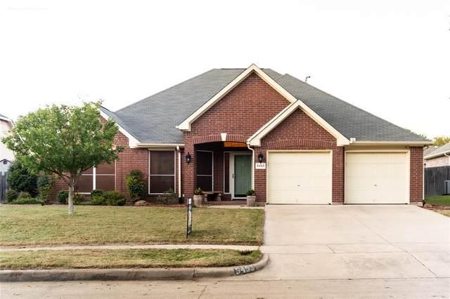 5453 Glen Canyon Road, Fort Worth, TX 76137 (MLS #14691035) :: Jones-Papadopoulos & Co