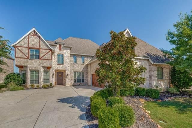 5884 Beacon Hill Drive, Frisco, TX 75036 (MLS #14691044) :: The Tierny Jordan Network