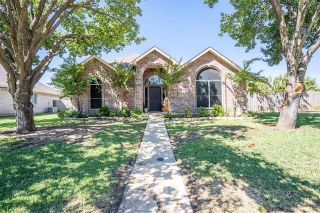 3055 Wildflower Way, Rockwall, TX 75032 (MLS #14691059) :: The Good Home Team