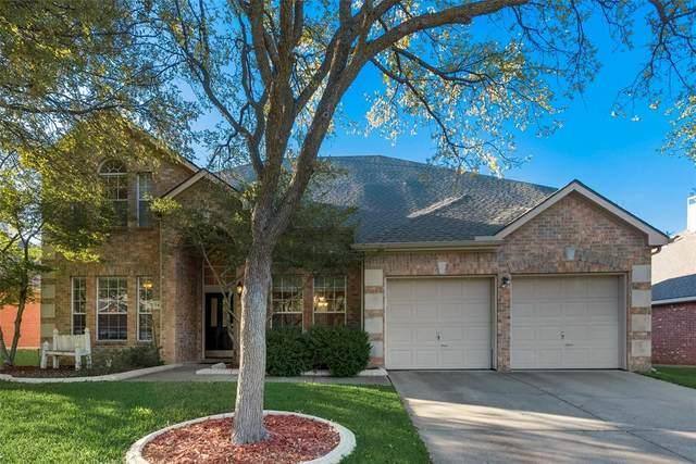 1416 Cedar Bluff Lane, Flower Mound, TX 75028 (MLS #14691068) :: Real Estate By Design