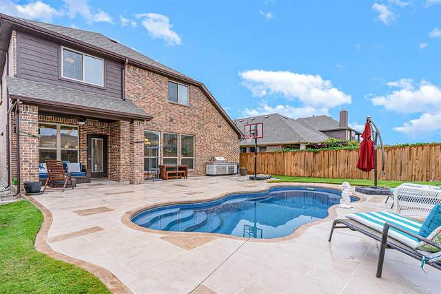 1729 Yellowthroat Drive, Little Elm, TX 75068 (MLS #14691074) :: The Good Home Team