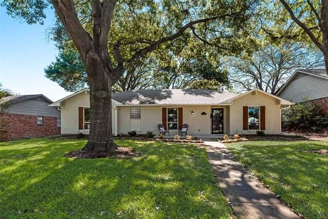 425 Ridgewood Drive, Richardson, TX 75080 (MLS #14691088) :: Wood Real Estate Group