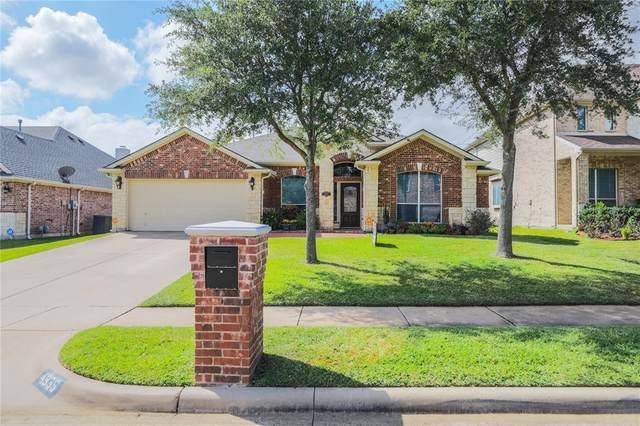 4935 Marsh Harrier Avenue, Grand Prairie, TX 75052 (MLS #14691099) :: 1st Choice Realty