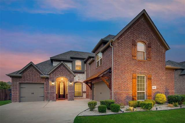 1405 Shadow Hills Drive, Wylie, TX 75098 (MLS #14691112) :: Trinity Premier Properties