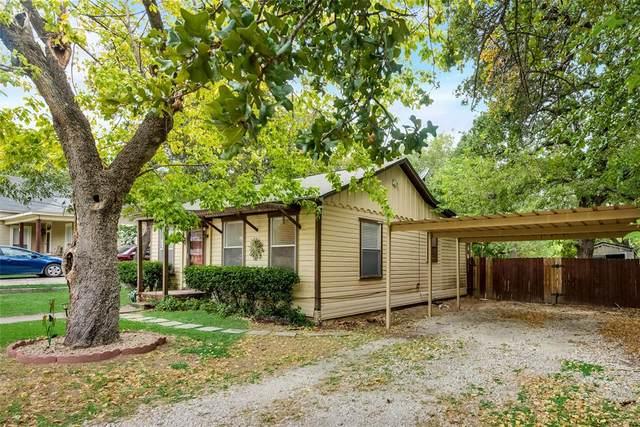403 E Josephine Street, Weatherford, TX 76086 (MLS #14691115) :: DFW Select Realty