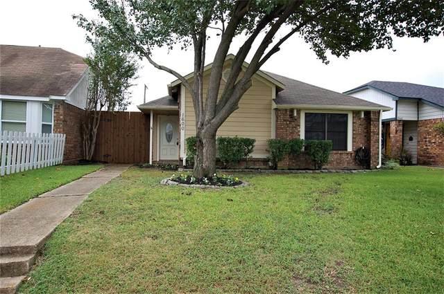 1600 Hackamore Street, Mesquite, TX 75149 (MLS #14691117) :: Front Real Estate Co.