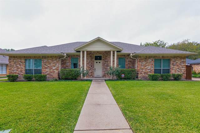 4204 Lake Vista Drive, Benbrook, TX 76132 (MLS #14691119) :: GS Realty Team | Fathom Realty
