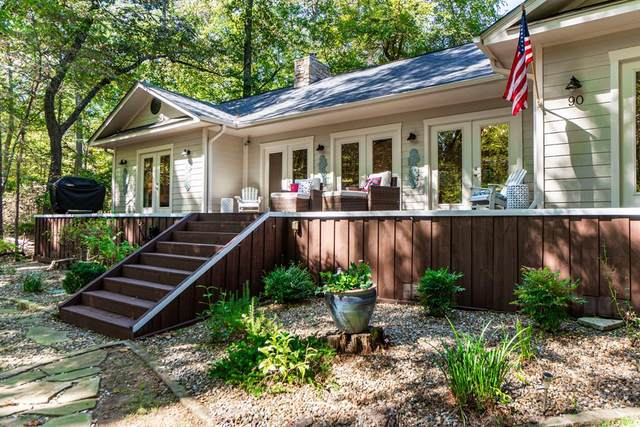 90 King Samuell Road, Scroggins, TX 75480 (MLS #14691141) :: Robbins Real Estate Group