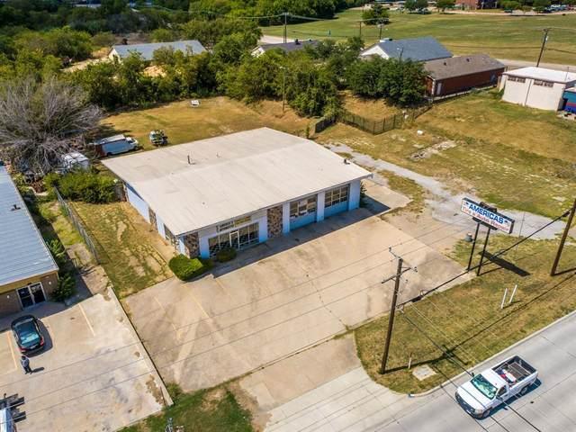 1214 S Carrier Parkway, Grand Prairie, TX 75051 (MLS #14691142) :: KW Commercial Dallas