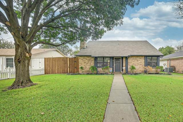 2810 Royalty Drive, Garland, TX 75044 (MLS #14691174) :: The Russell-Rose Team