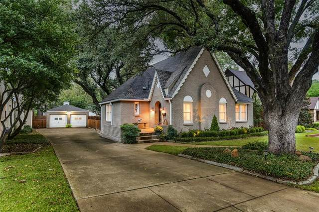 3201 Lamesa Place, Fort Worth, TX 76109 (MLS #14691214) :: The Russell-Rose Team