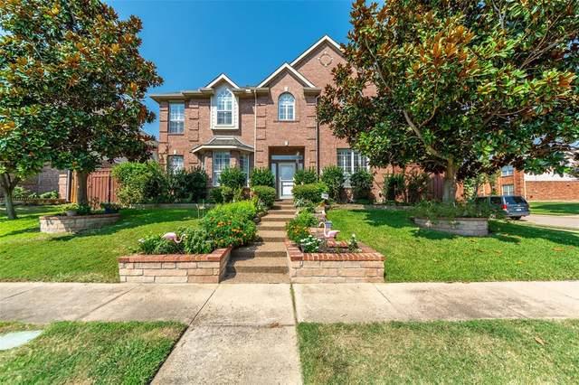 8017 Stone Ridge Drive, Plano, TX 75025 (MLS #14691287) :: Real Estate By Design