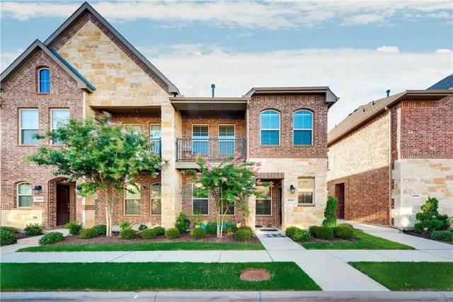 4257 Kiowa Drive, Carrollton, TX 75010 (MLS #14691290) :: The Good Home Team