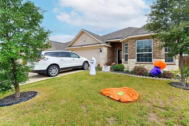 4109 Great Belt Drive, Crowley, TX 76036 (MLS #14691294) :: Craig Properties Group