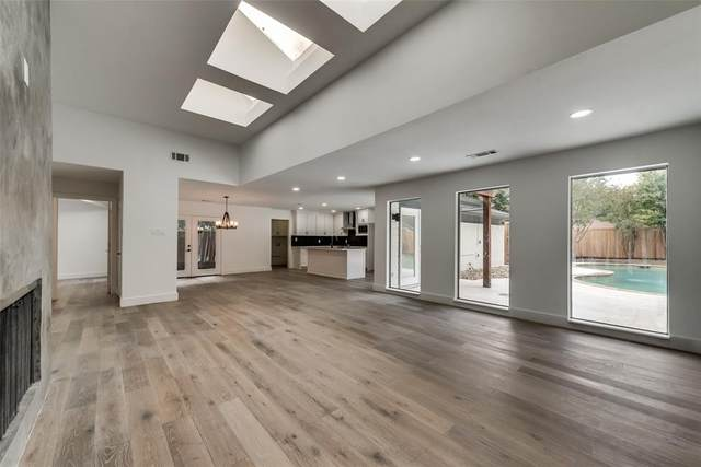 6719 Duffield Court, Dallas, TX 75248 (MLS #14691301) :: Trinity Premier Properties