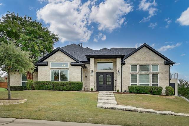 7425 Gleneagles Way, Fort Worth, TX 76179 (MLS #14691305) :: 1st Choice Realty