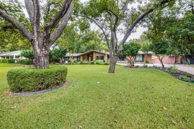 6746 Ridgeview Circle, Dallas, TX 75240 (MLS #14691334) :: The Star Team | Rogers Healy and Associates