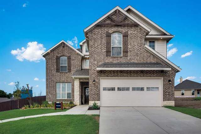 2808 Hackberry Drive, Ennis, TX 75119 (MLS #14691340) :: The Good Home Team