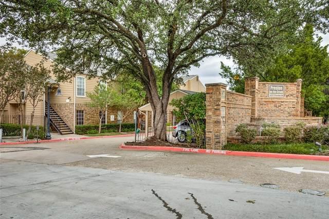 14277 Preston Road #1018, Dallas, TX 75254 (MLS #14691348) :: Trinity Premier Properties