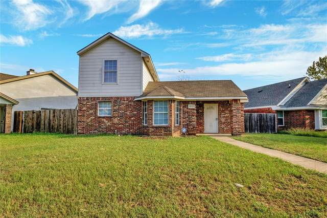 10522 Woodleaf Drive, Dallas, TX 75227 (MLS #14691372) :: The Russell-Rose Team