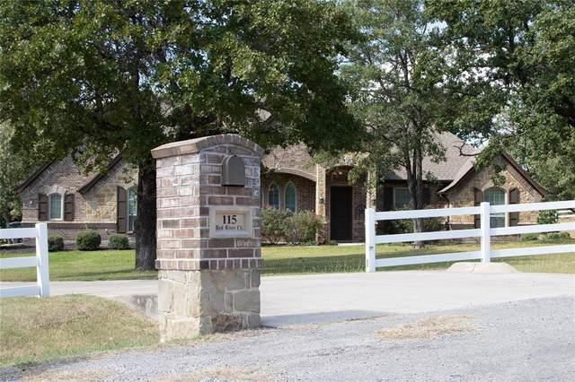 115 Red River Court, Azle, TX 76020 (MLS #14691373) :: Trinity Premier Properties