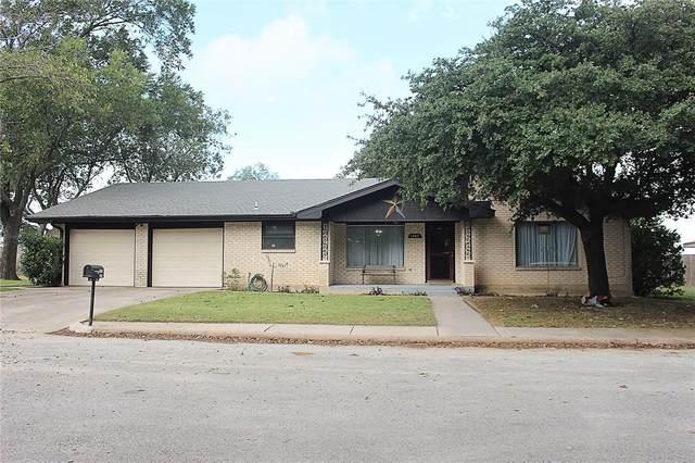 1405 Haven Drive, Comanche, TX 76442 (MLS #14691374) :: Robbins Real Estate Group