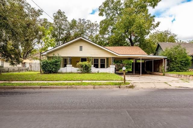844 N Ollie Street, Stephenville, TX 76401 (MLS #14691387) :: The Rhodes Team