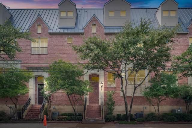 1500 Pecos Street #14, Dallas, TX 75204 (MLS #14691393) :: The Chad Smith Team