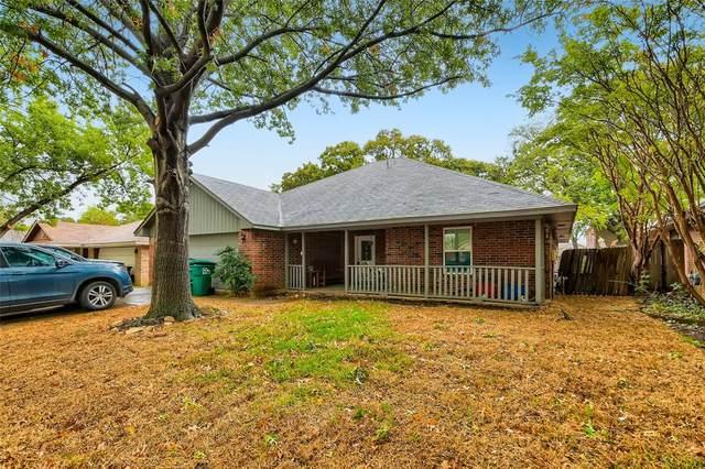 1412 Brandywine Circle, Denton, TX 76209 (MLS #14691423) :: Trinity Premier Properties