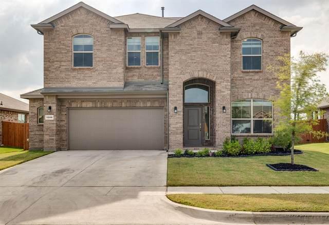 1208 Burlingame Drive, Cleburne, TX 76033 (MLS #14691438) :: The Good Home Team