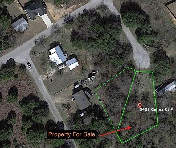 5408 Celina Court, Granbury, TX 76048 (MLS #14691447) :: Trinity Premier Properties
