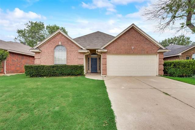8705 Mystic Trail, Fort Worth, TX 76118 (MLS #14691455) :: 1st Choice Realty