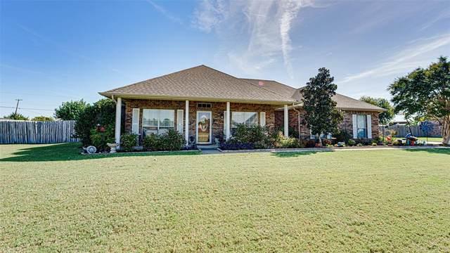 1093 E Sharpshire Drive, Waxahachie, TX 75165 (MLS #14691463) :: The Hornburg Real Estate Group