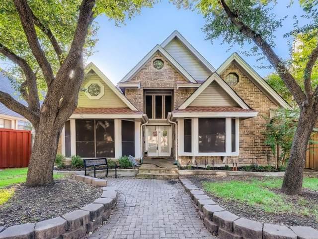 9013 Saddlehorn Drive, Irving, TX 75063 (MLS #14691480) :: Frankie Arthur Real Estate