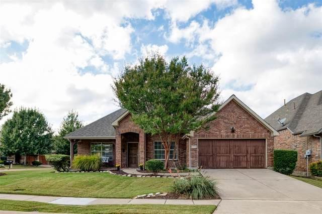 1732 Hackett Creek Drive, Mckinney, TX 75072 (MLS #14691515) :: The Chad Smith Team