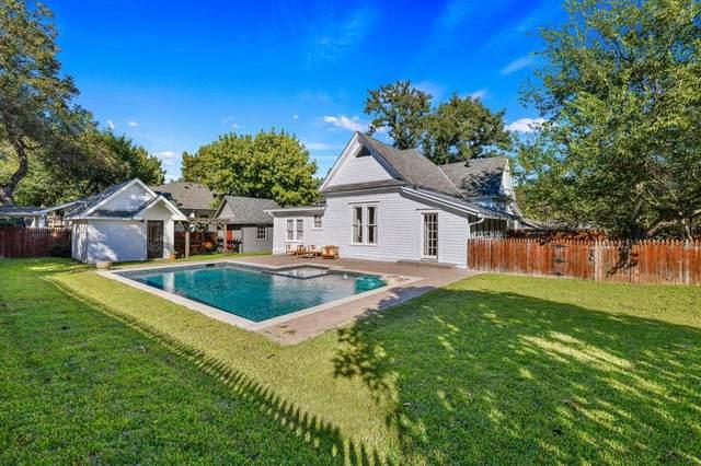 911 Coleman Street, Mckinney, TX 75069 (MLS #14691536) :: The Good Home Team