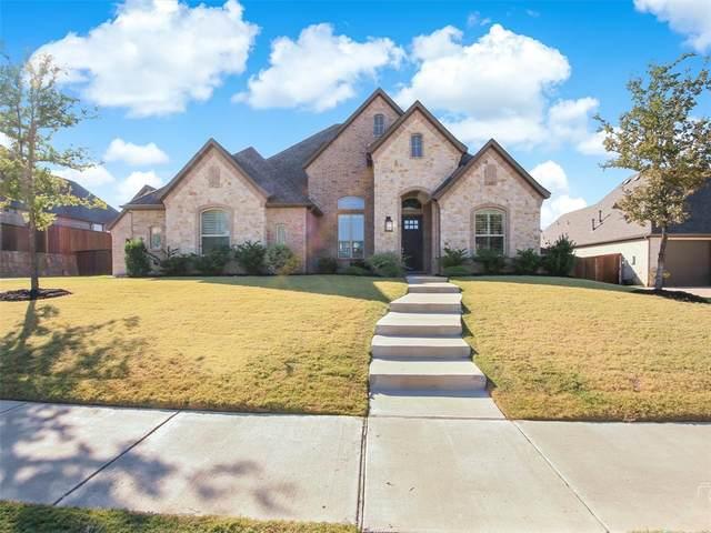 1201 Olympia Lane, Prosper, TX 75078 (MLS #14691550) :: Texas Lifestyles Group at Keller Williams Realty